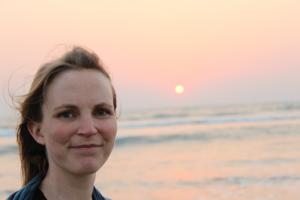 Emma in Goa